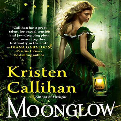 Moonglow audiobook cover art