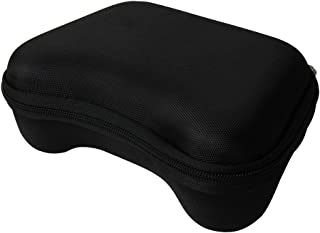 for Logitech Wireless Gamepad F710 Controller Travel Hard EVA Protective Case Carrying Pouch Cover Bag Compact Size by Hermitshell