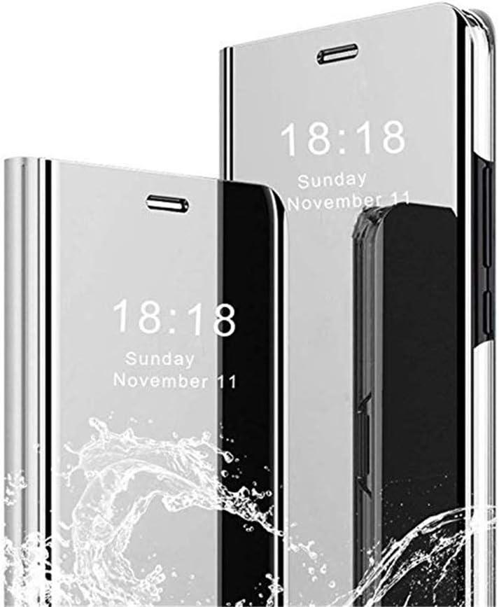 Stand Feature handyhuelle etui Bumper H/ülle f/ür Samsung S20 Ultra Jacyren Galaxy S20 FE Leder H/ülle Galaxy S20 Handyh/ülle Spiegel Schutzh/ülle Flip Tasche Case Cover S20 Plus Galaxy S20, Gold