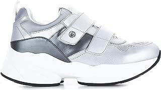 LIU JO Luxury Fashion Womens B69043TX06001111 Silver Sneakers | Fall Winter 19