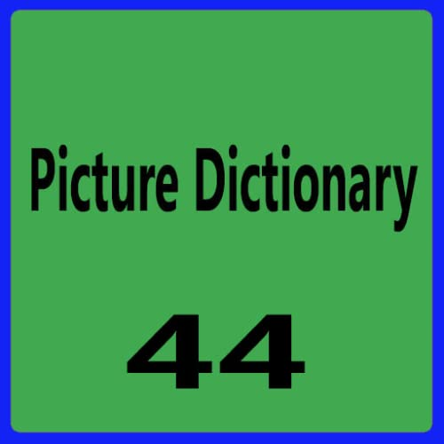 Picture Dictionary 44