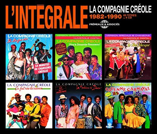 1982-1990 l\'Intégrale