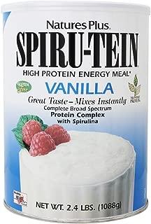 Nature's Plus Spiru-Tein Shake Vanilla - 2.4 lbs