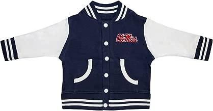 University of Mississippi Ole Miss Rebels Varsity Jacket