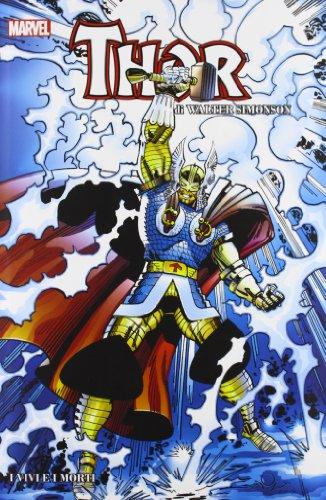 I vivi e i morti. Thor. Marvel Omnibus