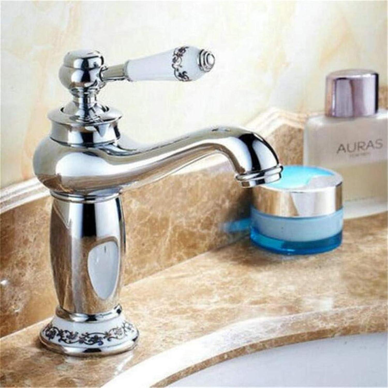 Wasserhahn Küche Bad Garten Waschtisch-Mischbatterie Badarmaturen Mischbatterie Messing Ctzl2537