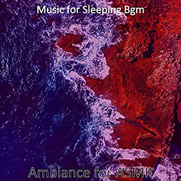 Ambiance for ASMR