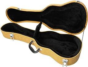 Z ZTDM Tenor Ukulele Gig Bag 26 inch Heavy Duty Ukulele Case Yellow