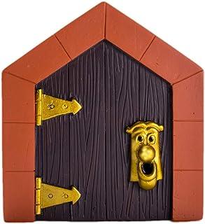 Alice in Wonderland Mini Door - Decor Resin Statue Room Decoration Decor Party Supplies