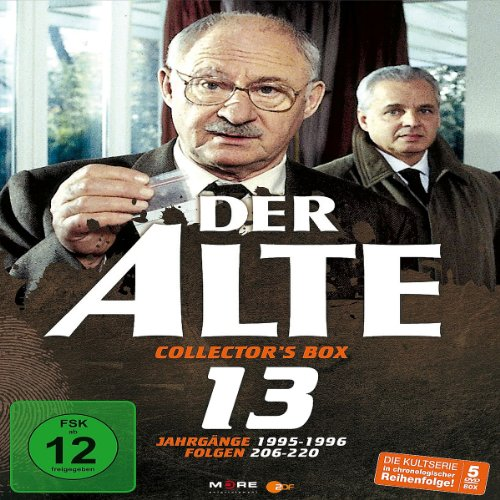 Collector's Box Vol.13, Folge 206-220 (5 DVDs)