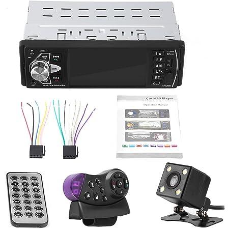Auto Mp5 Player 4 1 Zoll Hd Bluetooth Freisprecheinrichtung Auto Mp5 Player Videowiedergabe Fm Radio Aux Speicherkarte Usb Fernbedienung Mit Kamera Auto