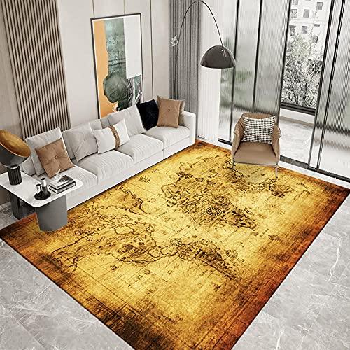 alfombra salon 200×300 de la marca GENDOOD