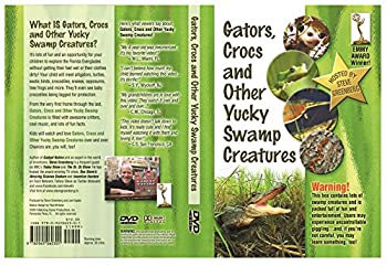 Gators Crocs and Other Yucky Swamp Creatures  DVD