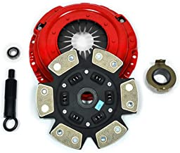 EFT RACING STAGE 3 CLUTCH KIT FOR CELICA COROLLA XR-S MATRIX MR-2 VIBE GT 1.6L 1.8L
