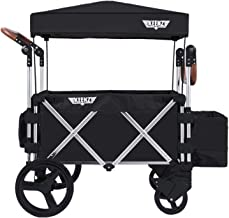 Best Keenz Stroller Wagon – 7S Pull/Push Wagon Stroller – Safe and Secure Baby & Big Kids Wagon with Canopy & Other Accessories Included – Versatile Wagon Stroller Ideal for Special Needs, Black Review