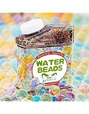 sailfish Waterparels ballen gel bodem water kristallen parels 50.000 kleurrijke gelei water edelstenen vaas vulstof voor hoofddecoraties