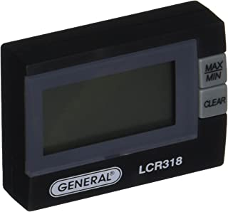 General Tools LCR318 Miniature Temperature and Humidity Monitor