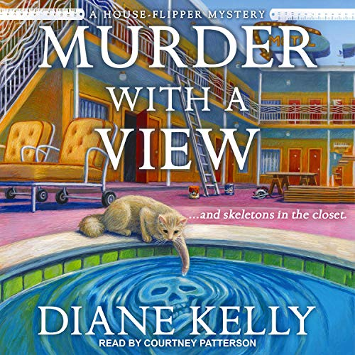 Murder with a View Audiobook By Diane Kelly cover art