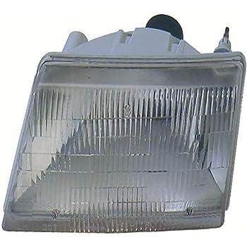 TYC 20-5656-00 Mazda Driver Side Headlight Assembly