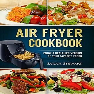 Air Fryer Cookbook audiobook cover art