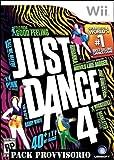 Just Dance 4 D1 Version