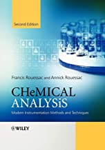 Chemical Analysis Second Edition: Modern Instrumentation Methods and Techniques