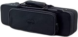 flute case cover with shoulder strap