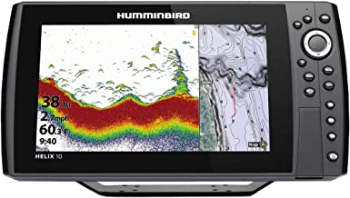 portable humminbird fish finder