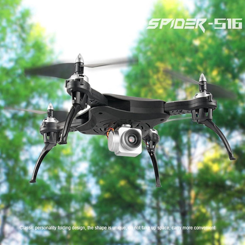 Hanbaili S16 Pressure Set High Drone Quadcopter pieghevole,equipaggiato con fototelecamera da 0,5 Megapixel Flip 360 gradi modalità Headless Ritorno One-click Giocattolo volante aggiornato per bambini