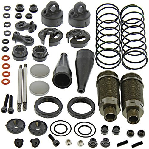 Tekno RC 1/10 SCT410.3 SCT Front Shocks & SPRINGSShaft Piston Cap Body Collar