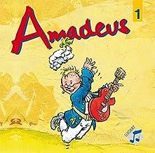 Amadeus 1 - CD Box: Haupt-, Real- und Gesamtschule, Klasse 5/6