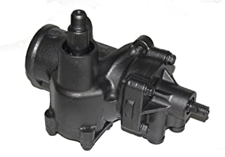 Detroit Axle - Complete Power Steering Gear Box Assembly w/3 Bolt Valve Housing for Chevrolet Silverado 1500, Tahoe & GMC Sierra 1500, Yukon Trucks w/Off-Road Package