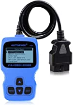 AUTOPHIX V007 Code Reader Diagnostic Scanner Oil Reset TP Position Check Brake Pad Reset OBD2 Scan Tool for Skoda Seat Golf Passat Brand car