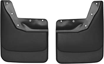 Husky Liners Fits 1995-97 Chevrolet Blazer without Fende Flares or Cladding, 1995-03 Chevrolet S10 Custom Front Mud Guards