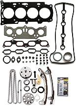 SCITOO Timing Chain kit Head Gasket Set fits for 2006 2007 Toyota Highlander,2009 Toyota Matrix,2004 2005 Toyota RAV4,2007 2008 Toyota Solara,2008 2009 2010 2011 Scion xB