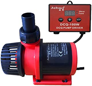 Jebao New 80W 10000LPH DC Controllable Water Return Pump with Wave Function DCQ-10000(2650GPH)