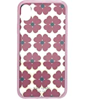 Kate Spade New York - Graphic Clover Phone Case For iPhone XR