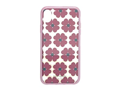 Kate Spade New York Graphic Clover Phone Case For iPhone XR (Multi) Cell Phone Case