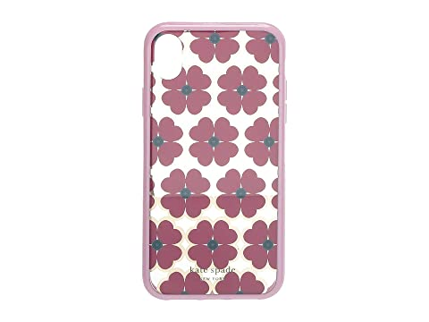 Kate Spade New York Graphic Clover Phone Case For iPhone XR