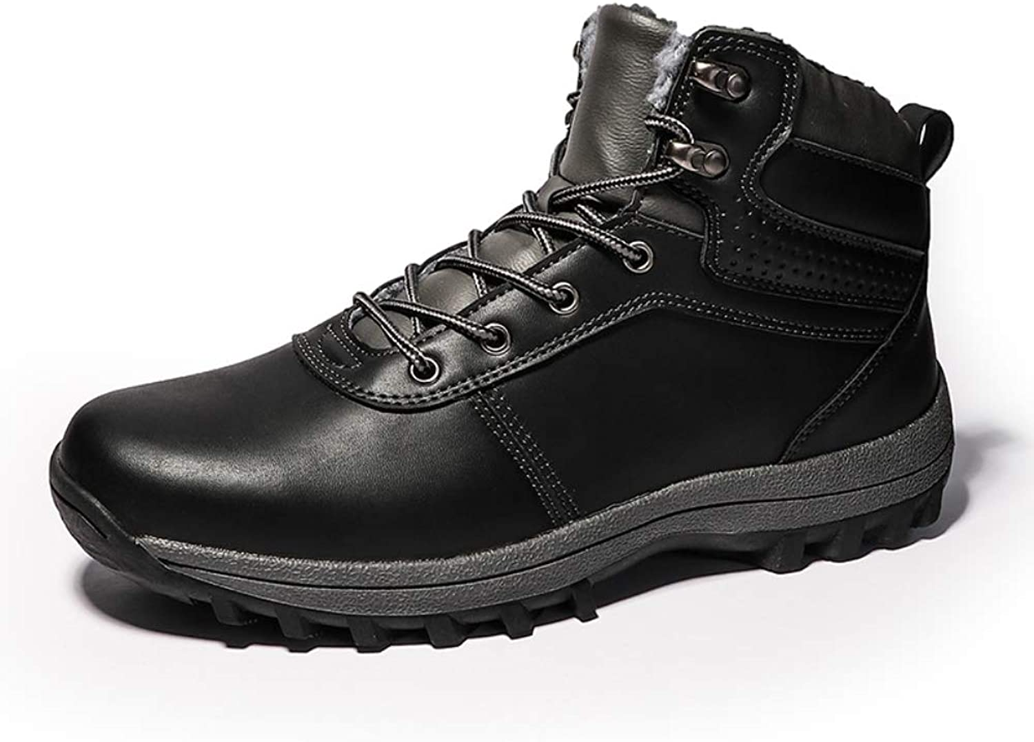 shoes House Men's Explorer Active Gore-Tex Walking High Waist Hiking Boots.