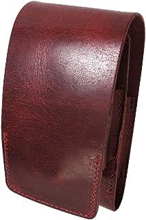 白色边框外壳保护套真皮皮革 Type - 1贴纸  红色 TYPE-1