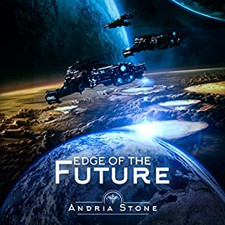 Edge of the Future: A Techno-Thriller Science Fiction Novel cover art
