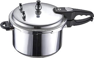 Brentwood Pressure Cooker, 7.5 Quart, Aluminum