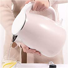 FUBINMY Elektrische waterkoker van roestvrij staal, 1,8 l, automatisch, boilingpot, warm water, ketel, warmte-isolatie, th...