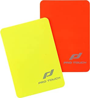 Accessories LIOOBO Soccer Referee Card Set red Card Yellow Card and Referee Whistle for Football Soccer