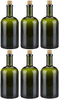 Amazon.es: botellas cristal 500ml
