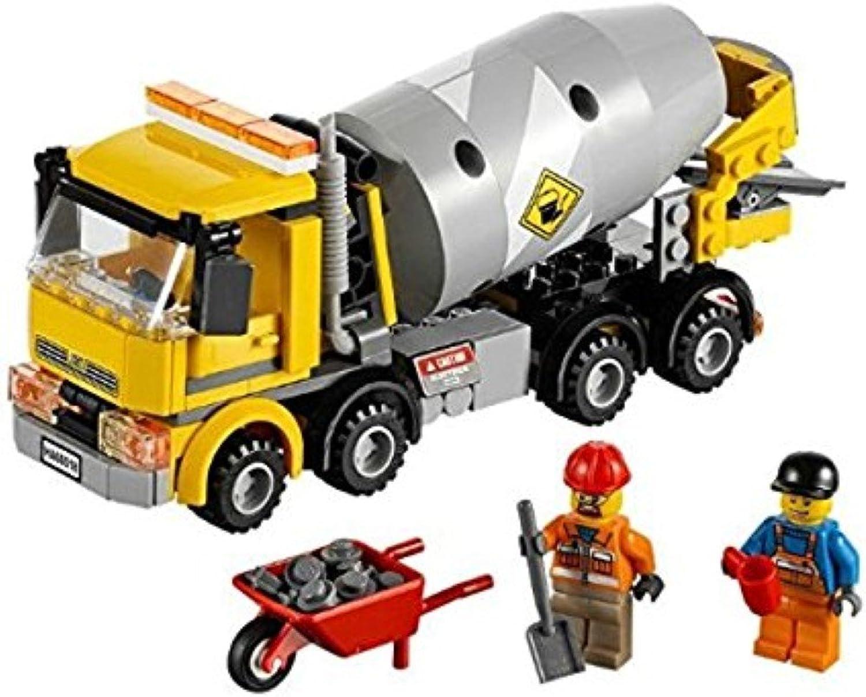 LEGO City 60018 - Betonmischer