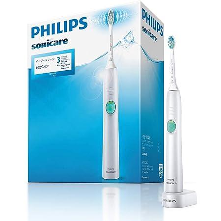 【2016年発売モデル】フィリップス ソニッケアー イージークリーン 電動歯ブラシ ホワイト HX6521/01