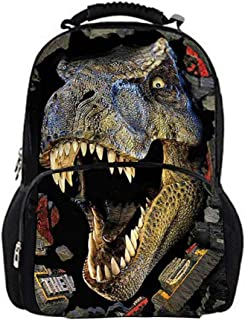 Demarkt Mochilas Niños Dinosaurio Mochila Escolar Bolso