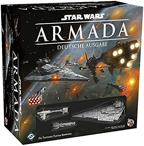 Asmodee HEI1200 - Star Wars Armada - Gründset